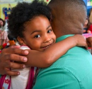 black-girl-hugging-father